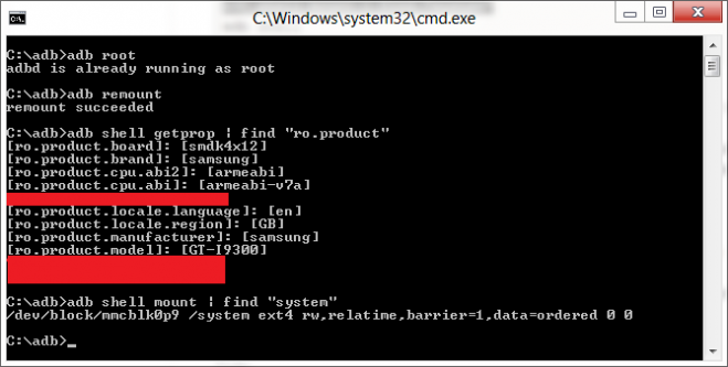 SGS3 Root