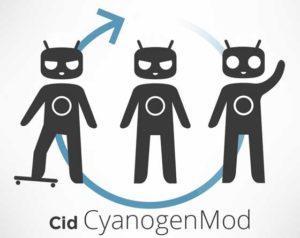 cyanogenmod cid maskota