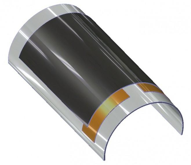 fleksibilna baterija