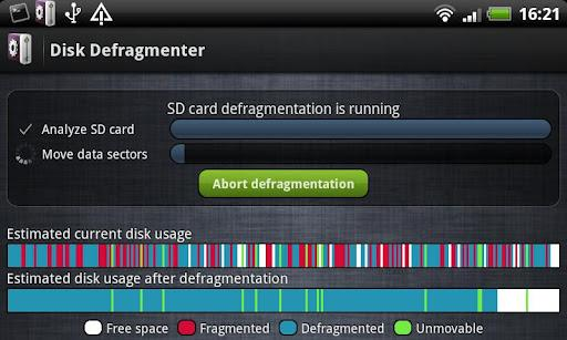 DiskDefragmenter 2