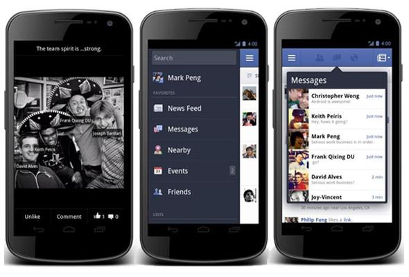 facebook app crap