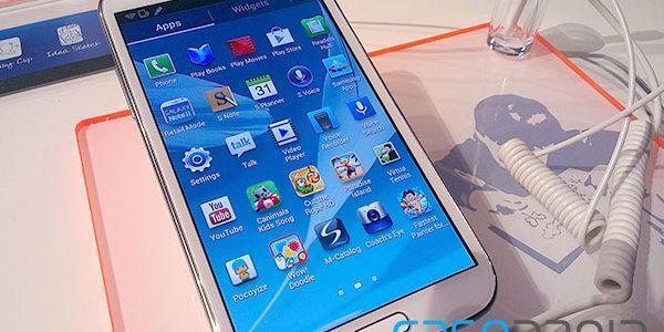 [raspakivanje] Samsung Galaxy Note 2