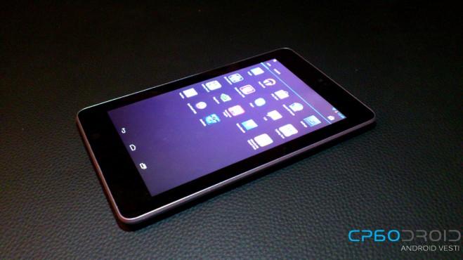 Asusu Nexus 7