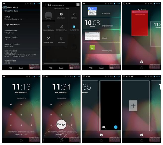 Android 4.2 Takyu