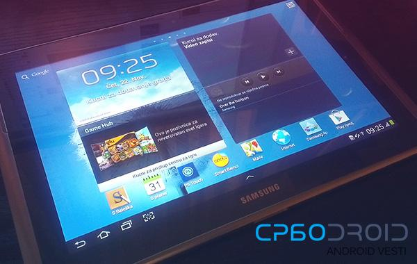 [recenzija] Samsung Galaxy Note 10.1