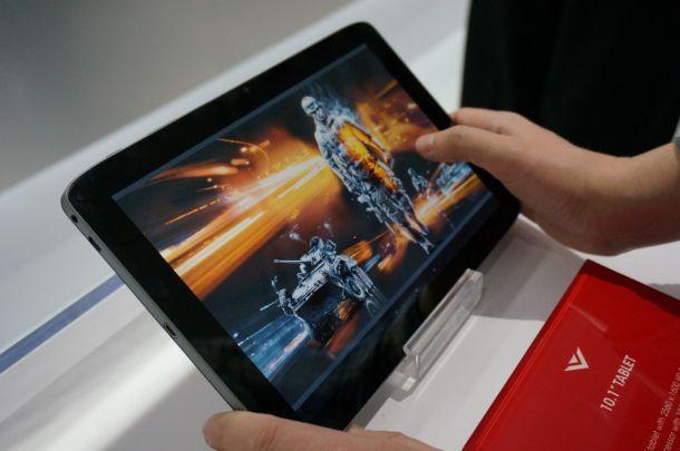 Vizio prototip tableta