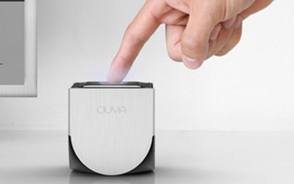 OUYA Finger button