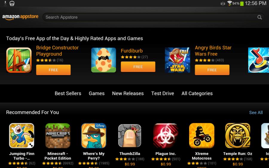 Amazon Appstore Android Srbija