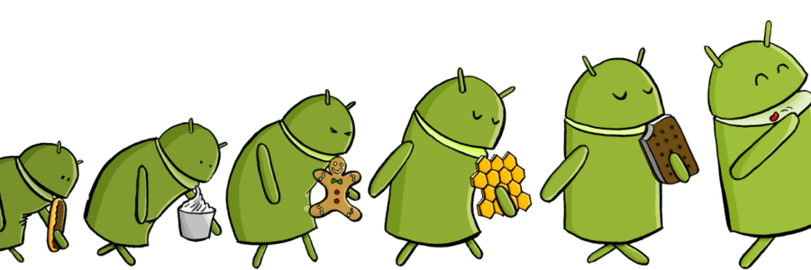 Android Evolucija