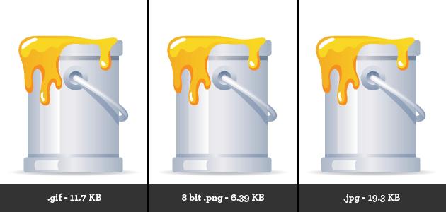 gif vs png vs jpg