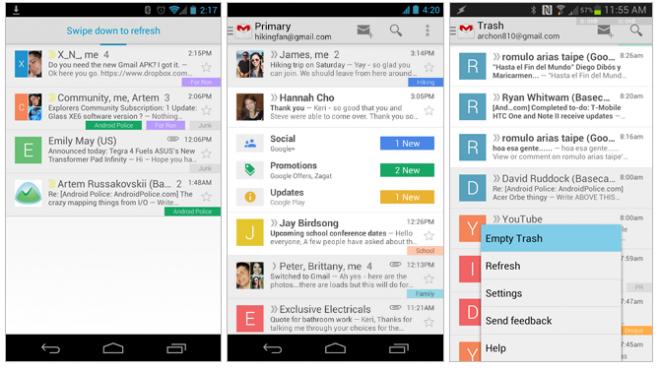 Gmail 4.5 2