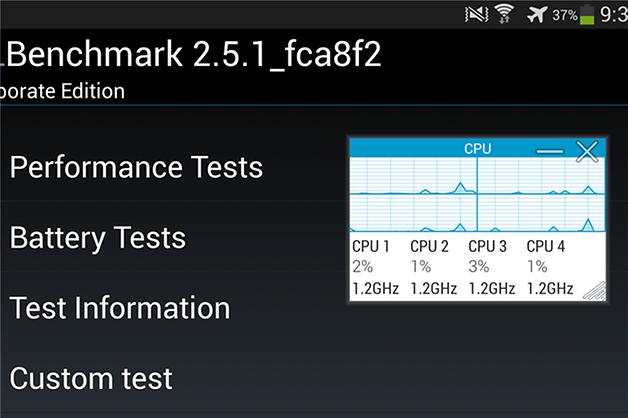 Benchmark S4