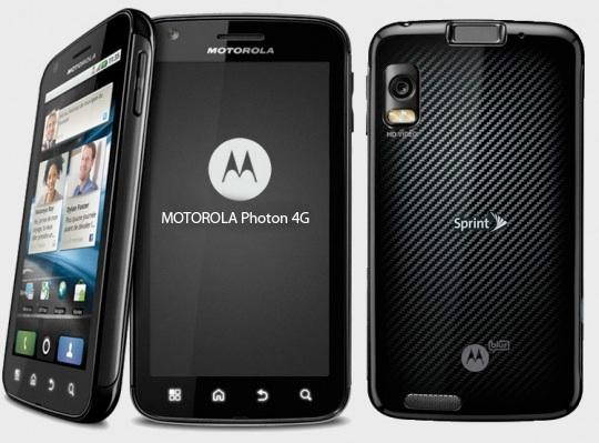 Root Motorola Photon 4G