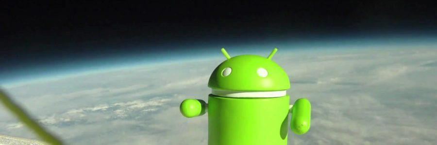 Android i Nexus S leteli u svemir