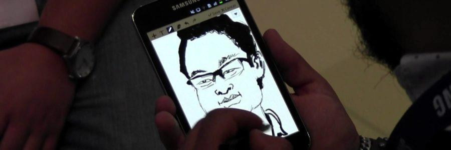 Crtanje na Samsung Galaxy Note