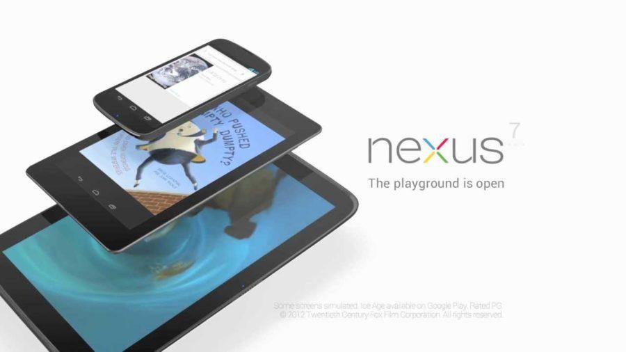 Google Nexus 10 tablet feat. Samsung (da, ima bolji ekran od iPad-a)