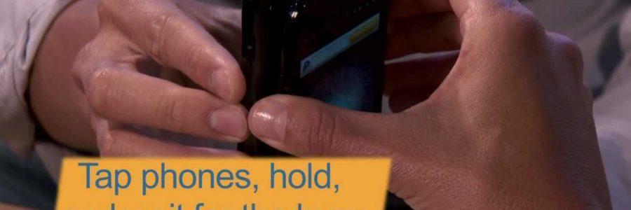 Pay-Pal uvodi transfer novca na dodir telefona NFC tehnologijom