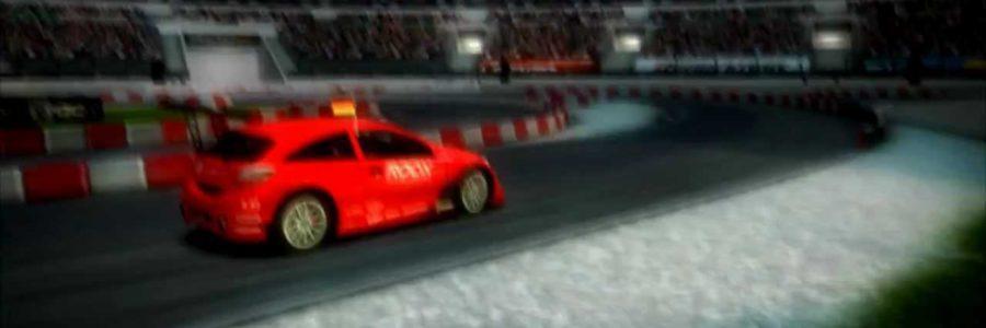 Race of Champions vožnja