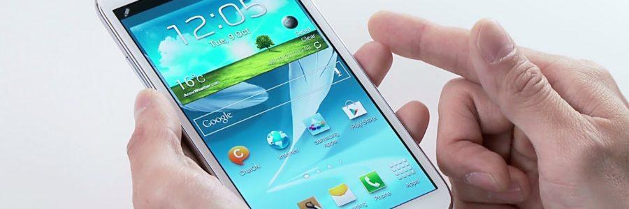[video hands-on serijal] Samsung Galaxy Note 2