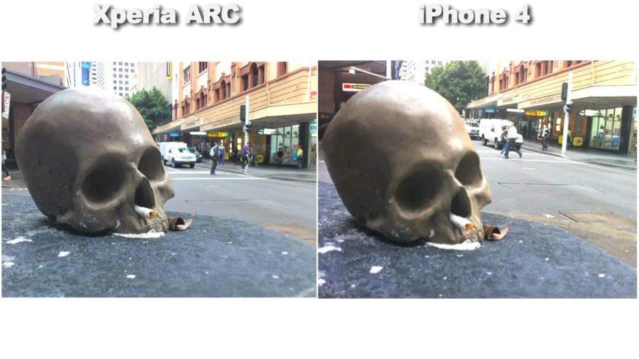 [video] Poređenje kamera SE Xperia Arc i iPhone 4