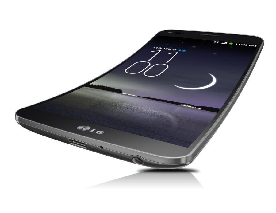 LG G Flex smart telefon