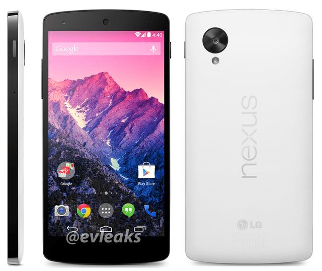 Nexus 5 beli