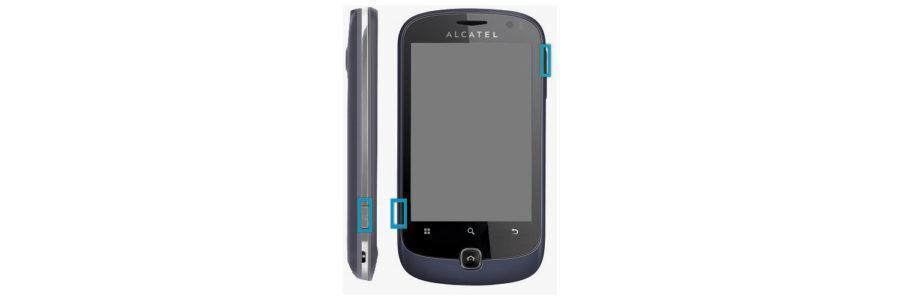 Alcatel OT990