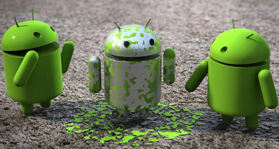 Android Fragmentacija