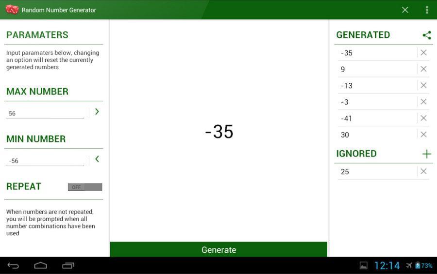 Random-Number-Generator
