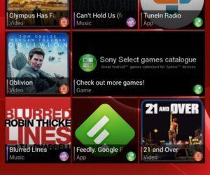 Sony Xperia Z1>