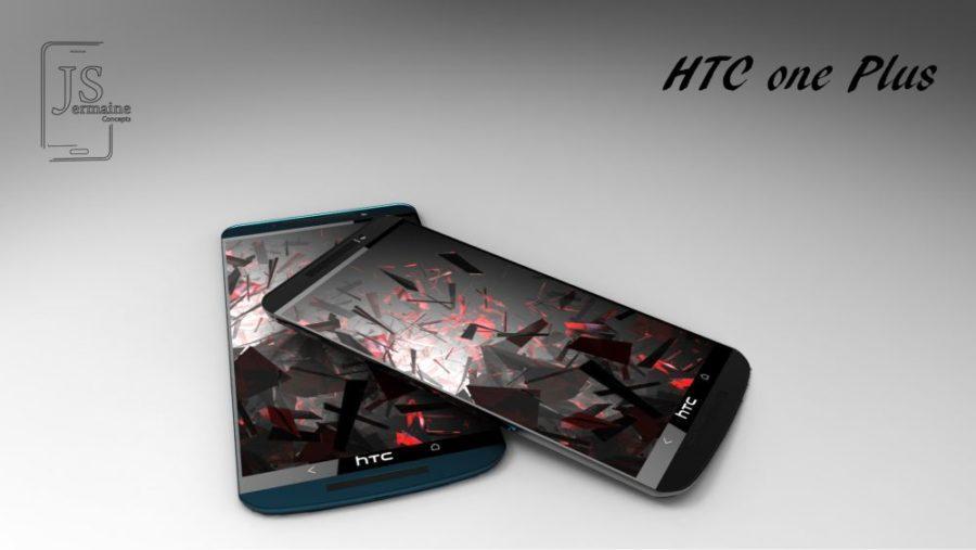 HTC-one-Plus koncept