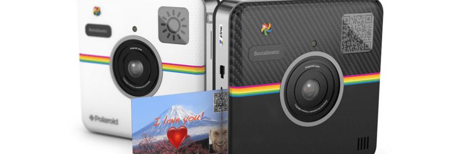 Polaroid Socialmatic – Android fotoaparat koji štampa fotke