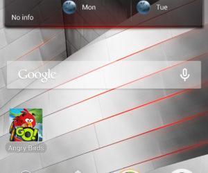 Screenshot Lenovo k900