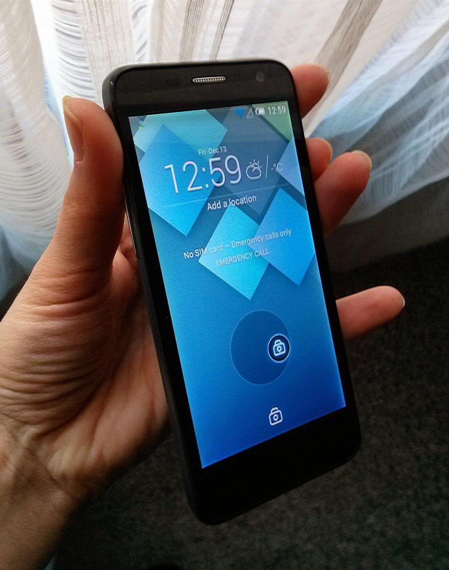 [recenzija] Alcatel One Touch Idol mini OT-6012D