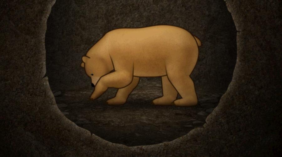 medved kopa
