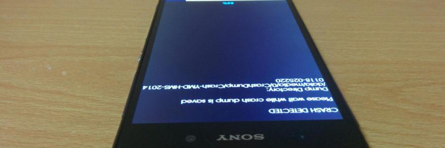Sony D6503 sirius
