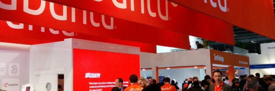 Ubuntu štand