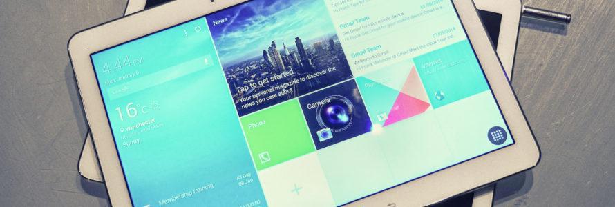 Samsung tableti
