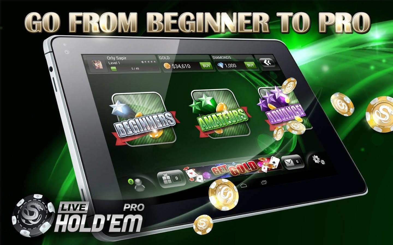 Live poker pro blog