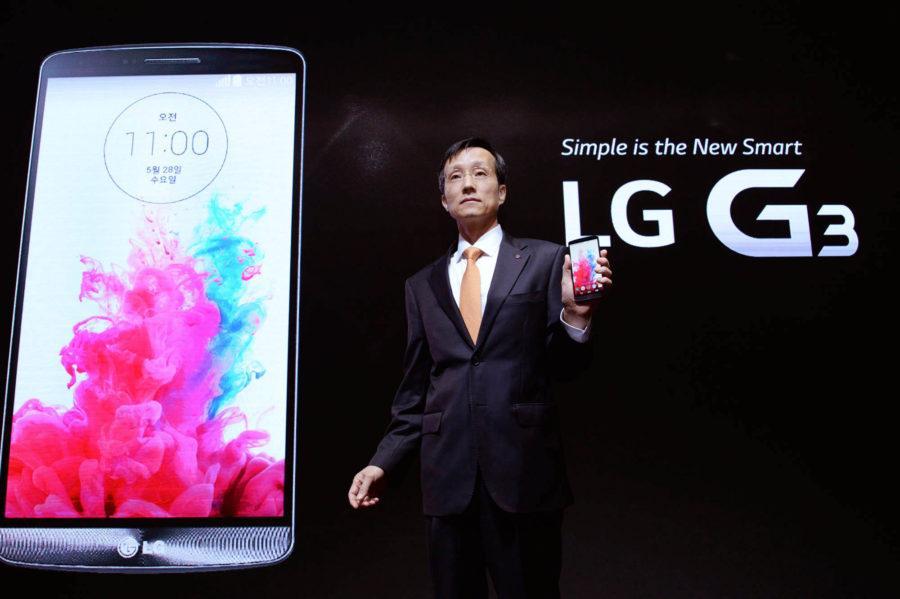 Dr. Jong-seok Park, predsednik kompanije LG Mobile Communication_01
