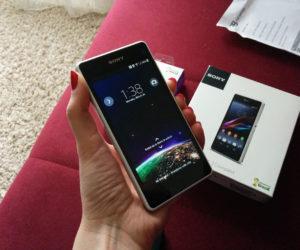 [recenzija] Sony Xperia Z1 Compact