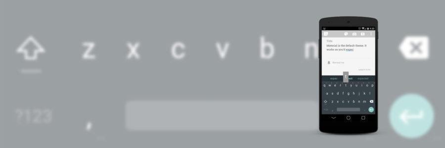 Google Tastatura
