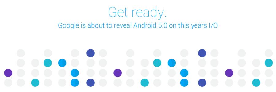 get ready google io 2014