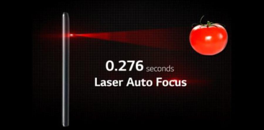 276ms laser auto fokus