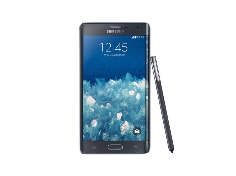 Galaxy Note Edge Crni