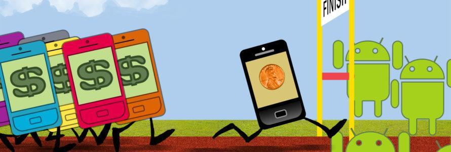 jeftin android telefon