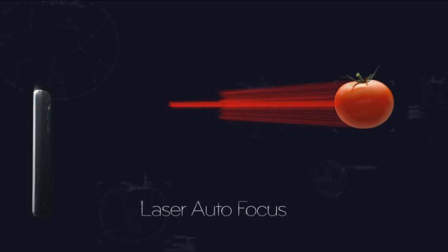 laserski autofokus
