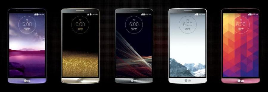 pozadine LG G3