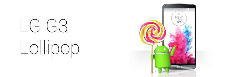 Instalirajte zvanični Lollipop na LG G3 već DANAS!