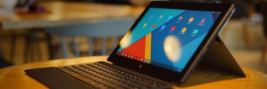 Jide Remix tablet